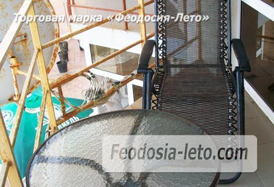 Эллинги в п. Приморский Феодосия с кухней на берегу моря - фотография № 40