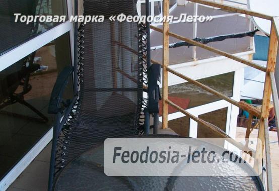 Эллинги в п. Приморский Феодосия с кухней на берегу моря - фотография № 41