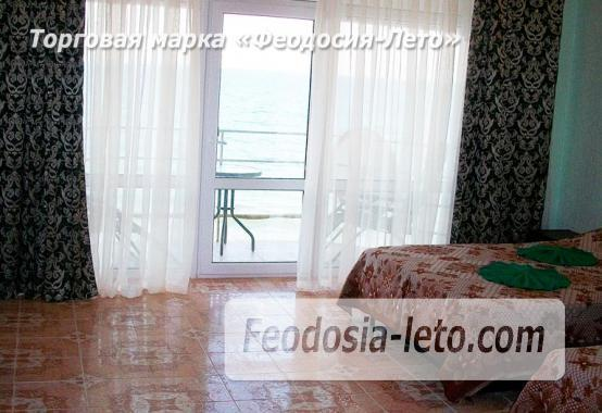 Эллинги в п. Приморский Феодосия с кухней на берегу моря - фотография № 42