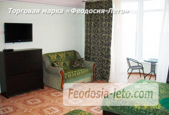 Эллинги в п. Приморский Феодосия с кухней на берегу моря - фотография № 44