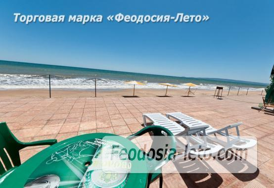 Эллинги в п. Приморский Феодосия с кухней на берегу моря - фотография № 2