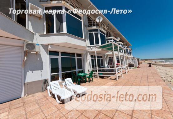 Эллинги в п. Приморский Феодосия с кухней на берегу моря - фотография № 3