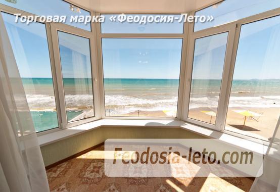 Эллинги в п. Приморский Феодосия с кухней на берегу моря - фотография № 5