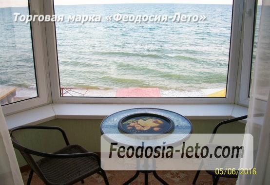 Эллинги в п. Приморский Феодосия с кухней на берегу моря - фотография № 8