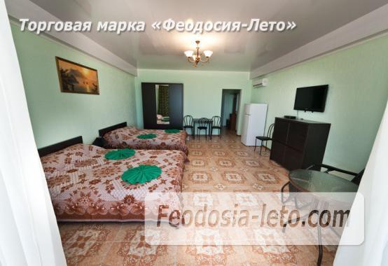 Эллинги в п. Приморский Феодосия с кухней на берегу моря - фотография № 9