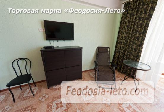 Эллинги в п. Приморский Феодосия с кухней на берегу моря - фотография № 11