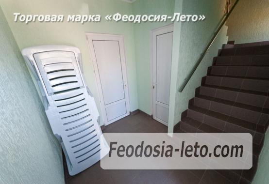 Эллинги в п. Приморский Феодосия с кухней на берегу моря - фотография № 17