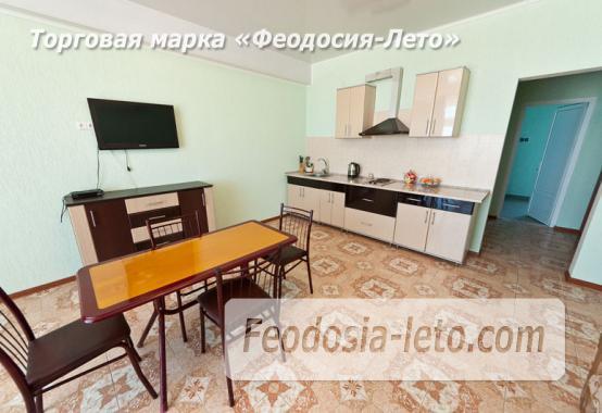 Эллинги в п. Приморский Феодосия с кухней на берегу моря - фотография № 20