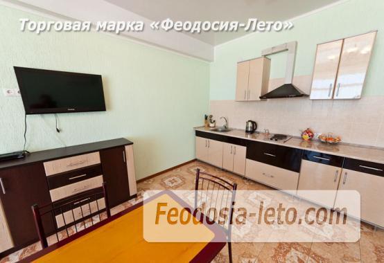 Эллинги в п. Приморский Феодосия с кухней на берегу моря - фотография № 21