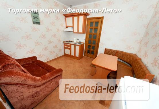 Феодосия эллинг с кухней в номерах на Черноморской набережной - фотография № 8