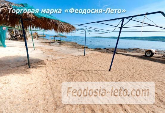 Феодосия эллинг с кухней в номерах на Черноморской набережной - фотография № 4