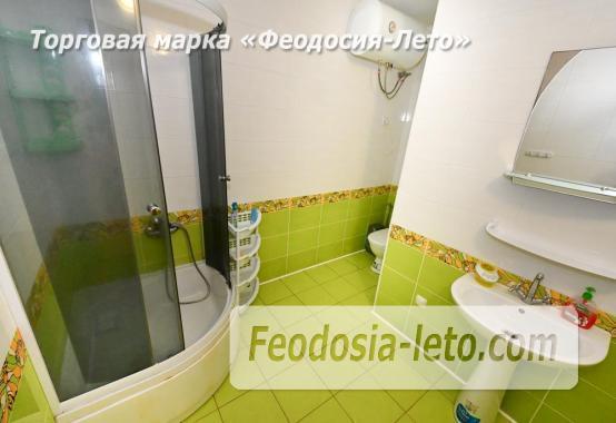 С кухней на берегу моря эллинг в Феодосии с видом на море из 3-х комнат - фотография № 21