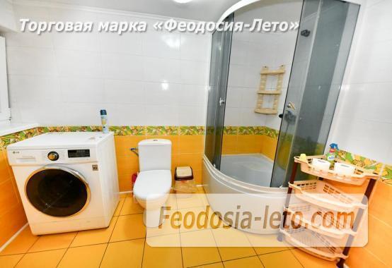 С кухней на берегу моря эллинг в Феодосии с видом на море из 3-х комнат - фотография № 24
