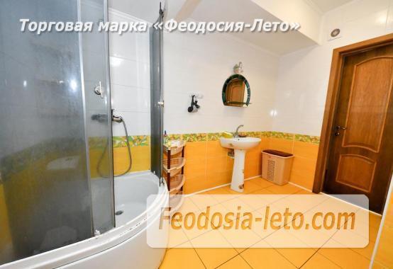 С кухней на берегу моря эллинг в Феодосии с видом на море из 3-х комнат - фотография № 25