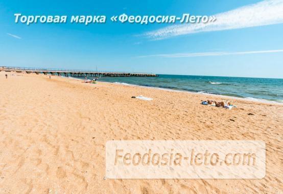 Эллинги в Феодосии на Золотом пляже - фотография № 4