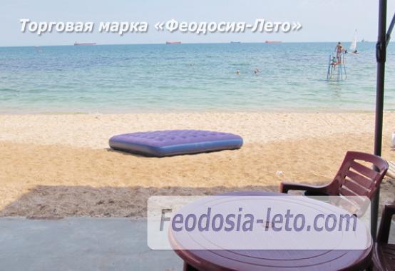 Эллинг в Феодосии у моря с собственным пляжем - фотография № 3