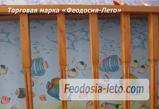 Эллинг со своим пляжем на Черноморской набережной в Феодосии - фотография № 14