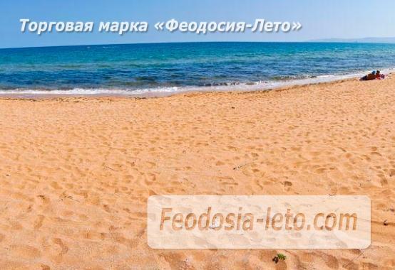 Эллинг на Золотом пляже в Феодосии - фотография № 2