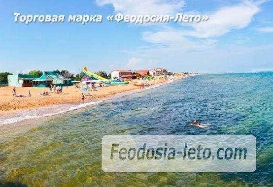Эллинг на Золотом пляже в Феодосии - фотография № 5