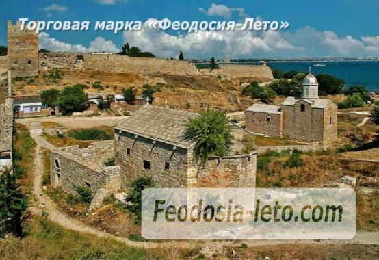эллинги в Феодосии на мысе Ильи, на берегу моря, - фотография № 8