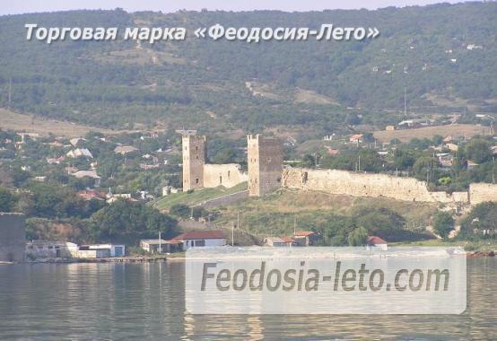 эллинги в Феодосии на мысе Ильи, на берегу моря, - фотография № 9