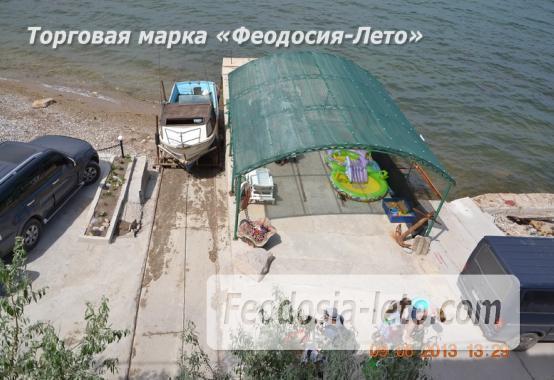 эллинги в Феодосии на мысе Ильи, на берегу моря, - фотография № 10