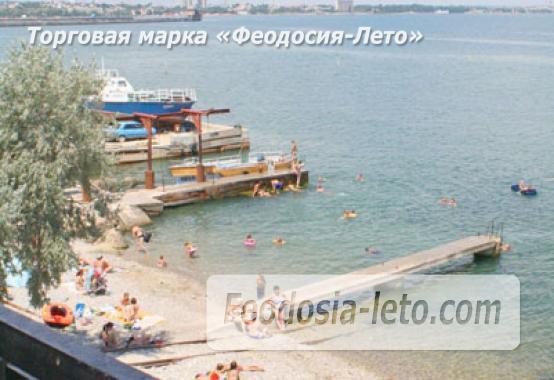 эллинги в Феодосии на мысе Ильи, на берегу моря, - фотография № 14