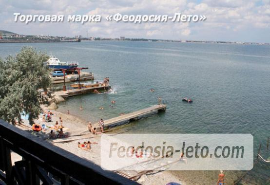 Эллинг на мысе Ильи в Феодосии на берегу моря - фотография № 2