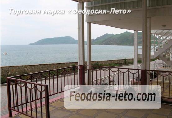 Эллинги с кухней в Орджоникидзе Двуякорная бухта - фотография № 1