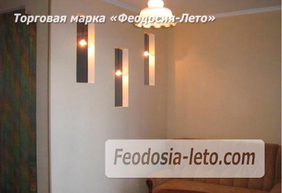 Эллинги с кухней в Орджоникидзе Двуякорная бухта - фотография № 4