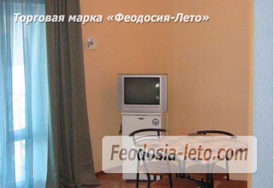 Эллинги с кухней в Орджоникидзе Двуякорная бухта - фотография № 23