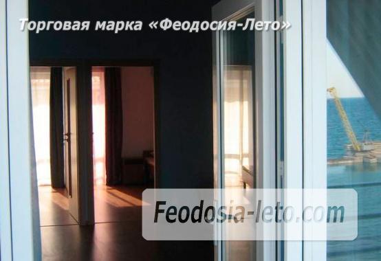 Эллинги с кухней в Орджоникидзе Двуякорная бухта - фотография № 33