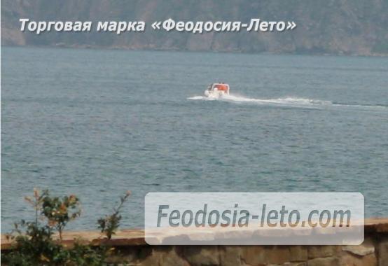 Эллинги с кухней в Орджоникидзе Двуякорная бухта - фотография № 40