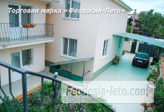 Гостевой дом в г. Феодосия на ул. Листовничей, корпус 1 - фотография № 16
