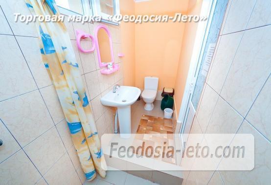 Гостевой дом на улице Черноморская в Береговом Феодосия Крым - фотография № 14