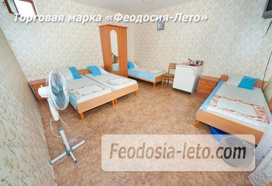Гостевой дом на улице Черноморская в Береговом Феодосия Крым - фотография № 21