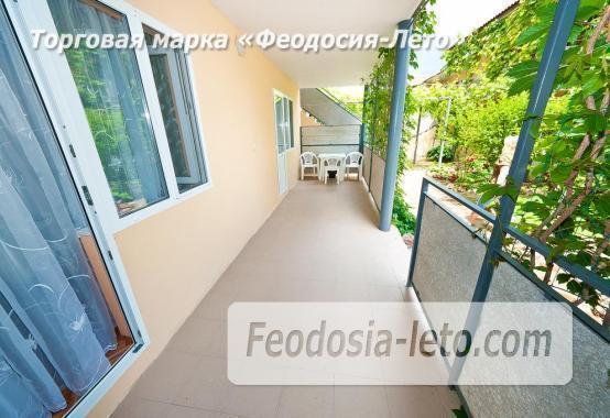 Гостевой дом на улице Черноморская в Береговом Феодосия Крым - фотография № 23