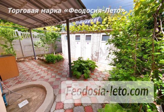 Гостевой дом на улице Черноморская в Береговом Феодосия Крым - фотография № 24