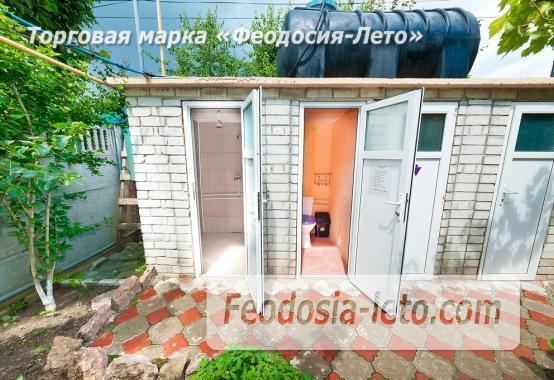 Гостевой дом на улице Черноморская в Береговом Феодосия Крым - фотография № 25