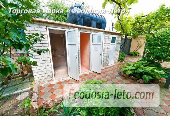 Гостевой дом на улице Черноморская в Береговом Феодосия Крым - фотография № 28
