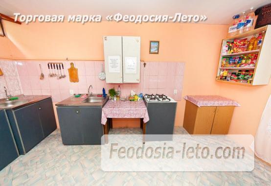 Гостевой дом на улице Черноморская в Береговом Феодосия Крым - фотография № 32