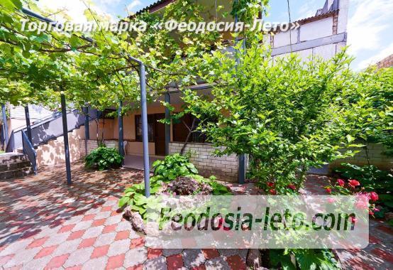 Гостевой дом на улице Черноморская в Береговом Феодосия Крым - фотография № 37