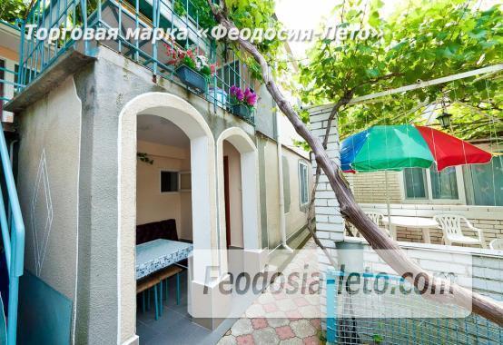 Гостевой дом на улице Десантников в Береговом Феодосия Крым - фотография № 1