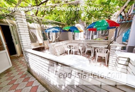 Гостевой дом на улице Десантников в Береговом Феодосия Крым - фотография № 21