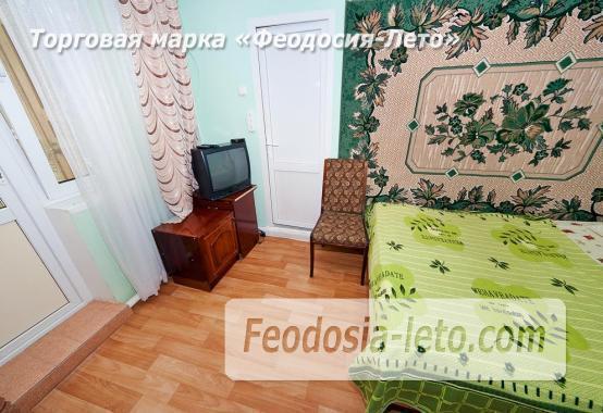 Гостевой дом на улице Десантников в Береговом Феодосия Крым - фотография № 25