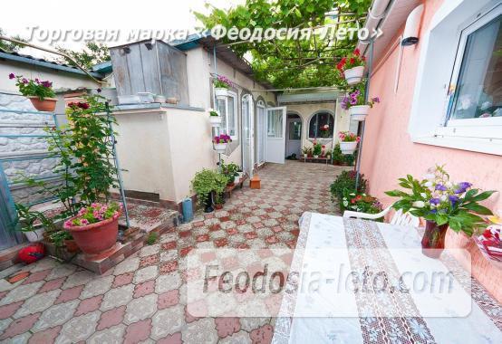 Гостевой дом на улице Десантников в Береговом Феодосия Крым - фотография № 28