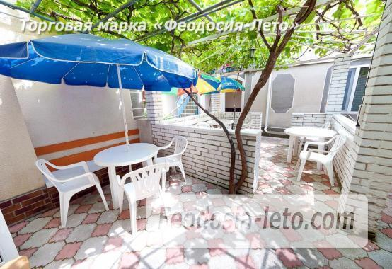 Гостевой дом на улице Десантников в Береговом Феодосия Крым - фотография № 3