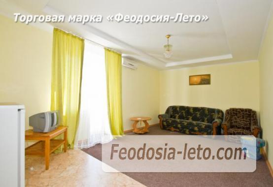 Гостевой дом на улице Лазурная в посёлке Береговое Феодосия - фотография № 9