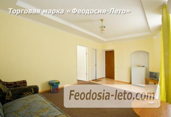 Гостевой дом на улице Лазурная в посёлке Береговое Феодосия - фотография № 10