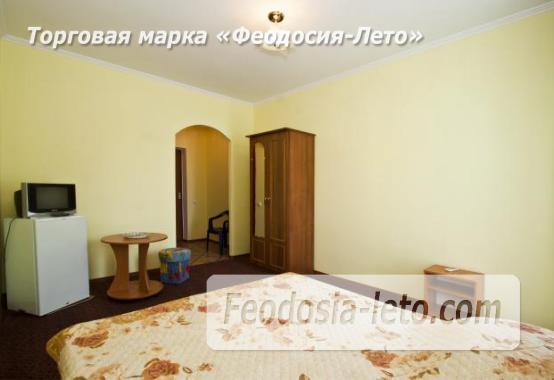 Гостевой дом на улице Лазурная в посёлке Береговое Феодосия - фотография № 19